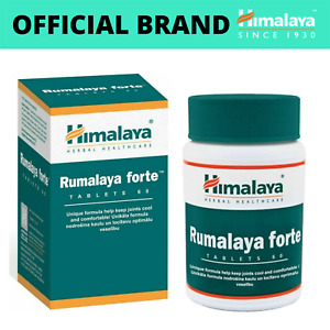 Himalaya RUMALAYA FORTE | All-Natural Joint Support | 60 Tabs
