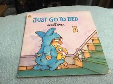 JUST GO TO BED BY MERCER MAYER Softcover