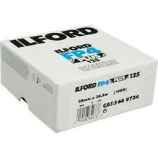 Ilford FP4+ 35mm Black & White Film 30m(100Ft) Bulk Roll