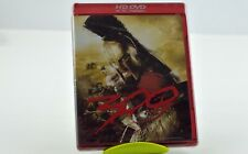 300 Gerard Butler HD-DVD High Definition Movie For HD-DVD Players Only Sealed