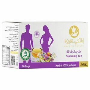 Al Malaky Royal Fitness Herbal Tea 20 Bags