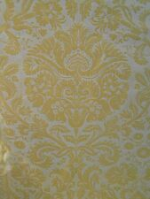 "Fortuny ""DE MEDICI"" Fabric  Signed Classic Damask Large Remnant"