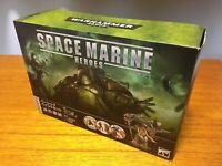 Warhammer 40k Space Marine Heroes Series 3 Death Guard Paint Set  NIB