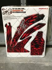 AMR Racing Honda CRF 450R MX Graphic Kit Dirt Bike Decals CLOSE OUT 05-08 SKULLS