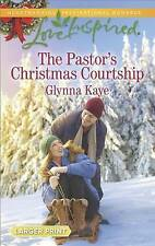 The Pastor's Christmas Courtship (Hearts of Hunter Ridge)-ExLibrary
