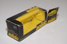 1:43 SOLIDO 70 ORIGINAL EMPTY BOX OPEL GTE RALLYE EXCELLENT CONDITION