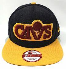 d3c1345303c Cleveland Cavaliers Snapback Cap NBA Cavs Era 9fifty Hat Adult OSFM