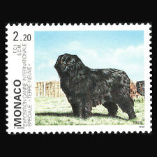 Monaco 1993 - International Dog Show Fauna - Sc 1855 MNH