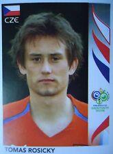 Panini 372 Tomas Rosicky Tschechien Czech Republic FIFA WM 2006 Germany