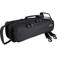 Padded Flute Case Cover W/ Large Exterior Pocket & Shoulder Strap By Protec
