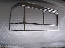 1984 1985 1986 CADILLAC FLEETWOOD RIGHT MARKER HEADLIGHT TRIM BEZEL OEM USED