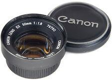 CANON EX 25mm 1.8