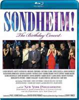 New: SONDHEIM! - The Birthday Concert w/ New York Philharmonic - Blu-ray