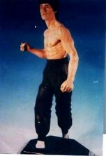 "11""BRUCE LEE Kung fu Fighting Classic Action Movie Resin Model Kit 1/6"