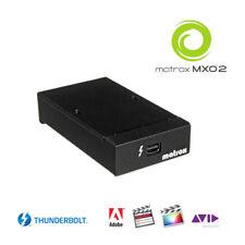 Matrox T/ADP Host Card für alle MXO2 Modelle Thunderbolt Adapter | 0630396241871