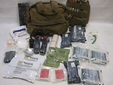 COMBAT LIFE SAVER BAG FIRST AID TRAUMA KIT GEN 7 CAT TOURNIQUET ISRAELI BANDAGE