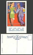 County Down Collectable Comic & Seaside Humour Postcards