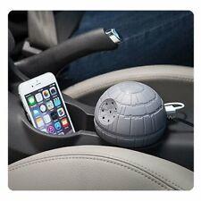 Star Wars Estrella De La Muerte USB cargador de coche nuevo en caja