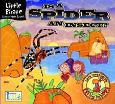 Little Pirate: Is a Spider an Insect? - New - Schimel, Lawrence - Hardcover