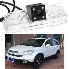 4LED CCD Car Rear View Backup Parking Car camera For Honda CRV 2008