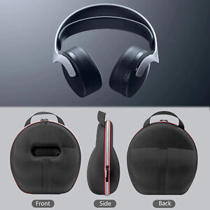 Hard Carrying Storage Bag Protective Case for Sony PS5 Pulse 3D Wireless Headset