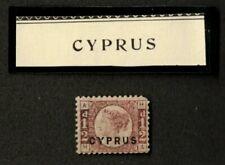 Cyprus 1880 Sc#1 Stamp