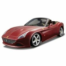 Ferrari California T Open rojo oscuro 1 43 Bburago