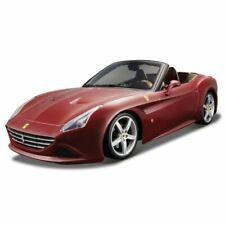 Bburago 1:43 Ferrari California T Convertible Collectable Diecast Supercar Car