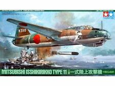 Tamiya 61049 1/48 Mitsubishi ISSHIKIRIKKO TYPE11 G4M1 BETTY Bomber from Japan