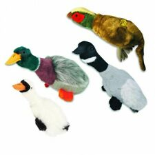 Dog and Puppy Toy Range by Happy  Mallard Duck Pheasant or Goose
