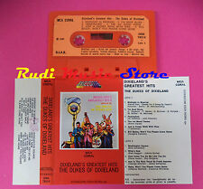 MC THE DUKES OF DIXIELAND 's greatest hits 1981 italy MCA CORAL no cd lp dvd vhs
