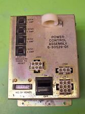 Rowe Bc-11 & Bc-11D Power Control Assembly #6-50529-01