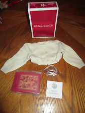 AMERICAN GIRL EMILY MEET ACCESSORIES NIB