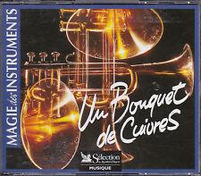 COFFRET 3 CDS 67T UN BOUQUET DE CUIVRES SELECTION DU READER'S DIGEST TRES RARE