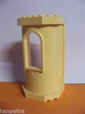 Lego--33213--Turm mit Fenster-Gelb/hell--6x8x12--Schloss-Prinzessinen-Ersatzteil