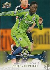2012 Upper Deck MLS Seattle Sounders Team Set (11 Cards) Montero Gspurning
