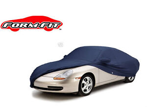 COVRERCRAFT Form-Fit® CAR COVER 2002-2004 PORSCHE GT2 with wing *color choice
