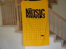 2017 CMT Summer of Music Sweepstakes Prize Pack, Branded Towel, Frisbee, Poster