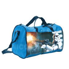 Star Wars Kinder Sporttasche Reisetasche Tasche Sportbag blau