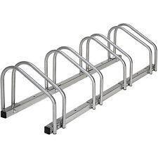 4 vélos étage râtelier cycle rack support range velo bicyclette cote à cote