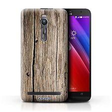 Stuff4 Case/cover for ASUS Zenfone 2 Ze551ml/wood Grain Effect/pattern/driftwood