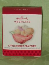 Hallmark ~ 2013 ~ Little Sweet Pea Fairy ~ miniature ~ free shipping