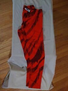 NWT Mainio UK Unisex leggings Orange 122/128  7-8 years