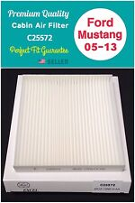 C25572 AC CABIN AIR FILTER for 2005-2013 Ford Mustang Fast ship Us seller(^_^)/