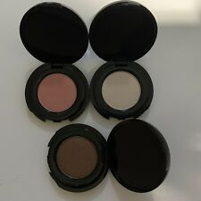 Lot Of 3 Glo Minerals Eye Shadows - Water Lily, Mink & Diamond, #gw3M
