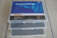 Tandberg SLR 7, Data Cartridge Datenkassette, NEU & OVP (3 Stück)