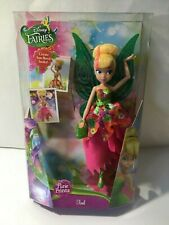 "Disney Fairies Pixie Prints TINK  Doll 11"" NEW MINT JAKKS 2015"