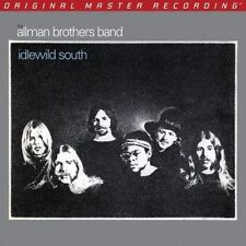 Allman Brothers Band: Idlewild South Mobile Fidelity Gold Disc New CD MFSL MOFI