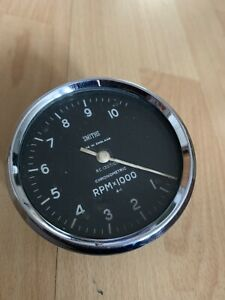 Triumph BSA Norton Velocette Enfield Smiths Chronometric Rev Counter 4:1 RC1307