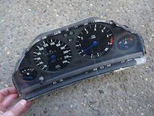 BMW 3er E30 320i 6 Zylinder Tacho Kombiinstrument Schalter cluster Bj.89 VFL M20